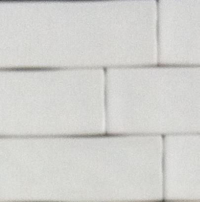 Keramische wandtegel Bronx wit 7,5 x 30 cm